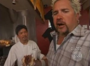 Diners, Drive-Ins and Dives: 8×3