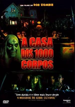 A Casa Dos 1000 Corpos – BluRay Rip 1080p Dublado – Download Torrent (2003)