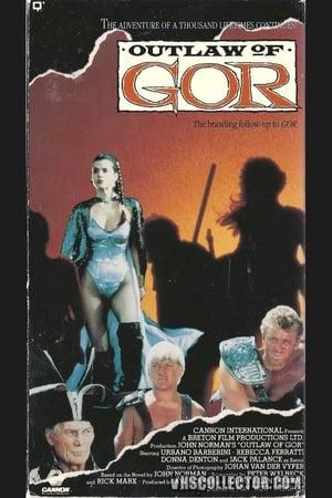 Capa do filme Outlaw of Gor