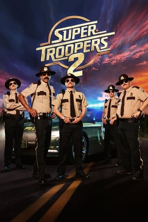 Filmposter Super Troopers 2