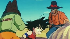 Dragon Ball Season 1 :Episode 34  Cruel General Red