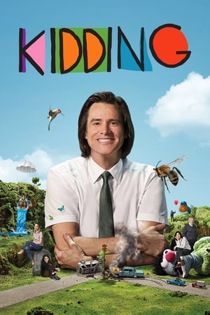 Kidding 1ª Temporada Torrent, Download, movie, filme, poster