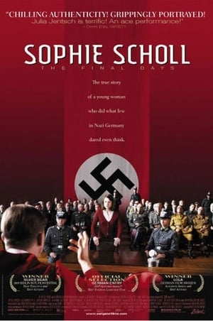Sophie Scholl: The Final Days (2005) is one of the best movies like The Boy In The Striped Pajamas (2008)