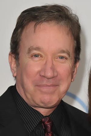 Tim Allen isBuzz Lightyear (voice)