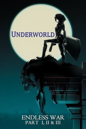 Underworld: Endless War Poster