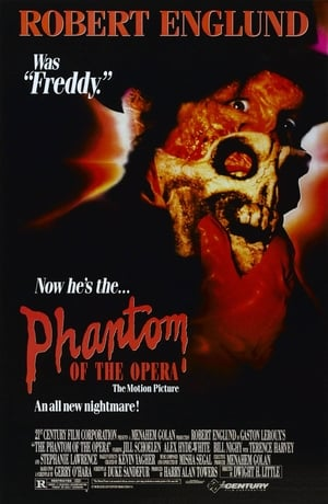 The Phantom Of The Opera (1989) is one of the best Horror Movies About Mirrors