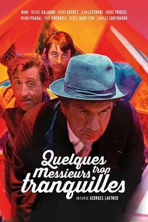 Some Too Quiet Gentlemen poster