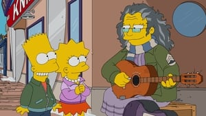 Episodio HD Online Los Simpson Temporada 27 E14 Gal of Constant Sorrow