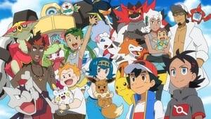 Pokémon Season 23 :Episode 37  I'm Back, Nice to Meet You, Alola!