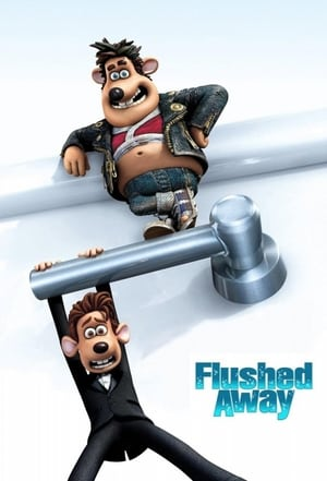Flushed Away (2006) is one of the best movies like The Incredibles (2004)