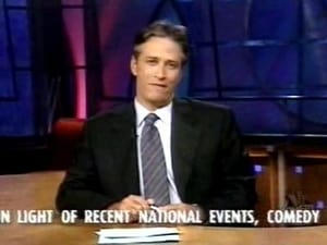 The Daily Show with Trevor Noah Season 6 : September 20, 2001 - The Comeback episode