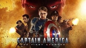 Captain America First Avenger Film (2011)