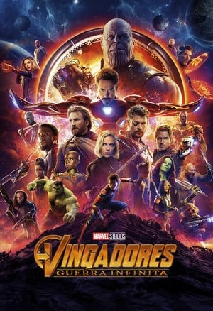 Vingadores: Guerra Infinita Torrent (2018) Dual Áudio / Dublado 5.1 BluRay 720p | 1080p | 3D | 4K – Download
