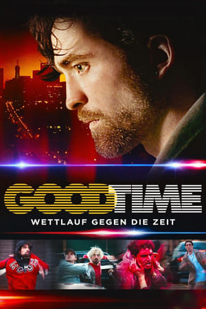 Filmposter Good Time