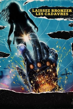 Os Cadáveres Bronzeados Torrent, Download, movie, filme, poster