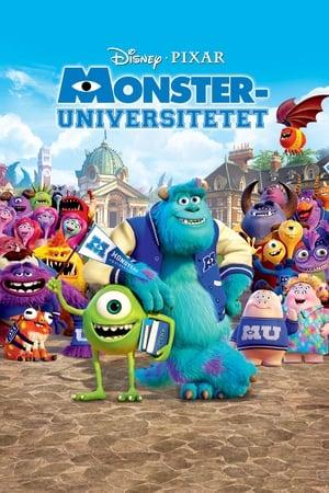 poster Monsters University