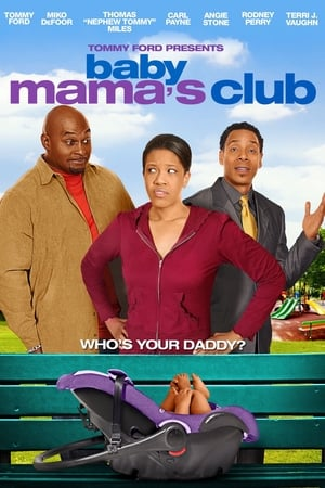 Poster Baby Mama's Club (2010)