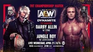 Watch S3E16 - All Elite Wrestling: Dynamite Online