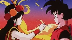 Dragon Ball Season 1 :Episode 153  Mt. Frypan Ablaze! A Deadly Split-Second Decision