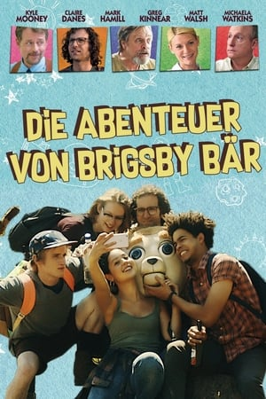 Filmposter Die Abenteuer von Brigsby Bär