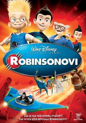 poster Meet the Robinsons