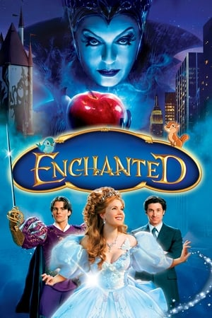 Poster Enchanted (2007)