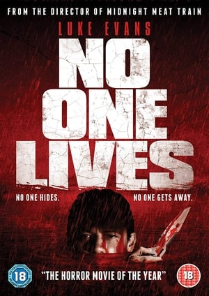 poster No One Lives