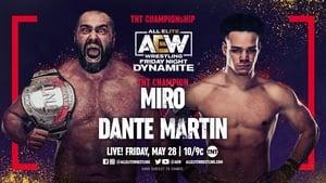 Watch S3E21 - All Elite Wrestling: Dynamite Online