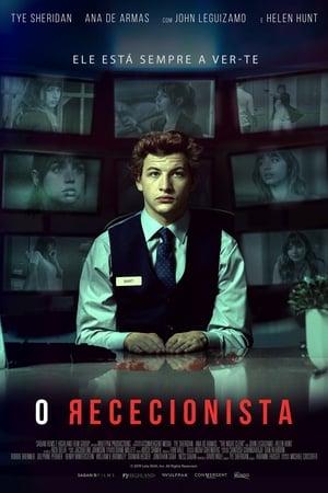 O Recepcionista - Poster