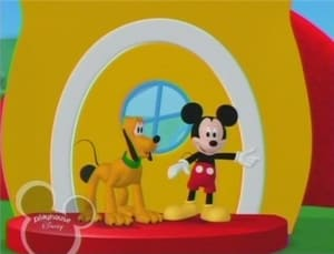 Mickey Mouse Clubhouse: Season 1 Episode 14