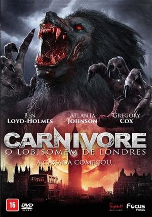 Carnivore: O Lobisomem De Londres - Poster