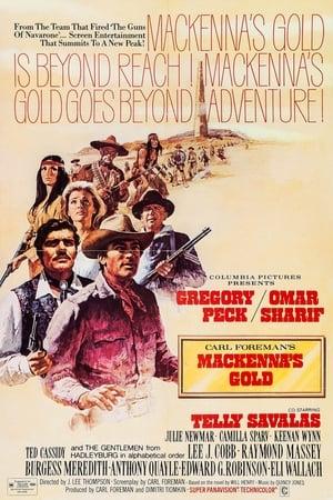 Mackenna's Gold – Aurul lui Mackenna (1969)