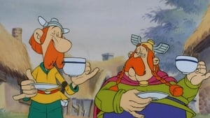 Asterix in Britain 1986 480p BluRay Dual Audio Hindi English 250MB