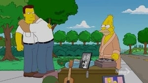 Episodio TV Online Los Simpson HD Temporada 22 E15 The Scorpion's Tale