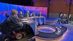 Question Time Season 37 :Episode 2  15/01/2015
