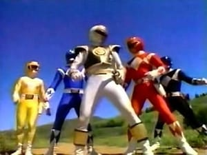 Power Rangers - Temporada 3
