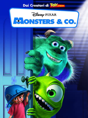 Monsters & Co. (2001)