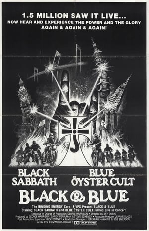 Black Sabbath & Blue Oyster Cult: Black and Blue