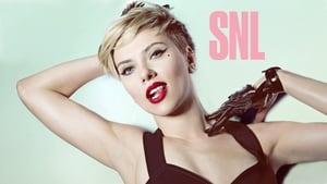 Scarlett Johansson with Lorde