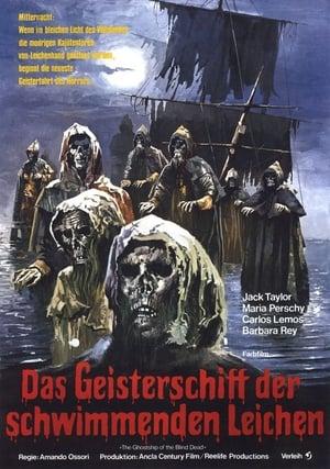 Das Geisterschiff der schwimmenden Leichen Film