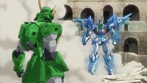 Gundam Build Divers: 1×18