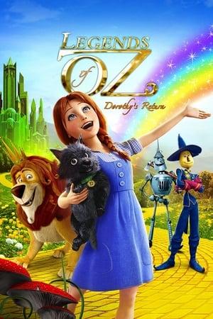 Image Legends of Oz: Dorothy's Return