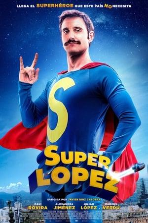 Superlópez Torrent, Download, movie, filme, poster