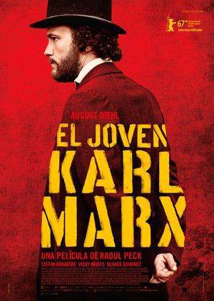 O Jovem Karl Marx Torrent, Download, movie, filme, poster