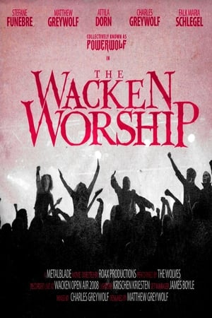 Powerwolf ‎– The Wacken Worship streaming
