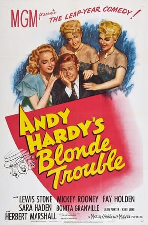 Image Andy Hardy's Blonde Trouble