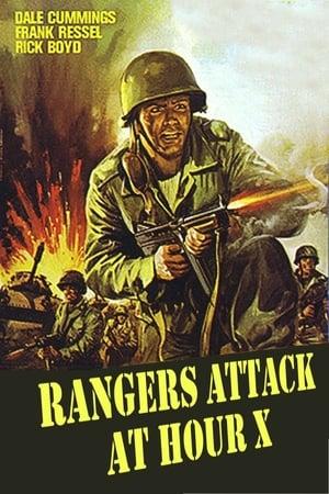 Rangers: attacco ora X