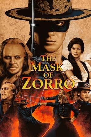 The Mask of Zorro-Antonio Banderas