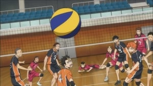 Haikyu!! Season 1 :Episode 13  Rival