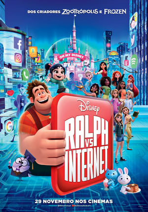 WiFi Ralph: Quebrando a Internet Torrent (2019) Dual Áudio 5.1 / Dublado BluRay 720p | 1080p | 2160p 4K – Download
